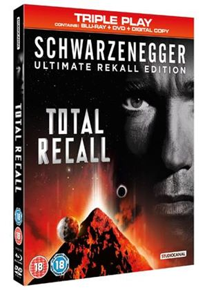 Total Recall - Special Edition - Triple Play (Blu-Ray, DVD and Digital Copy)