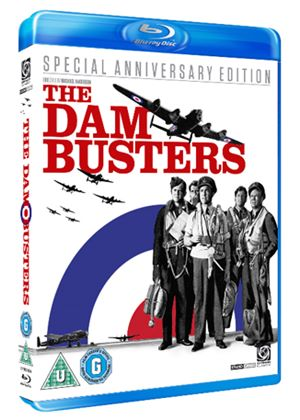 The Dam Busters (1954) (Blu-Ray)