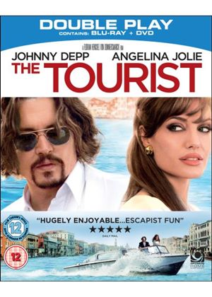 The Tourist - Double Play (Blu-Ray and DVD)