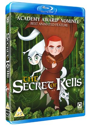 Secret Of Kells (Blu-Ray)