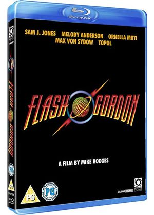 Flash Gordon - 30th Anniversary Ltd Edition - Special Edition Steelbook (Blu-Ray)