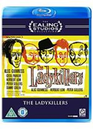 Ladykillers (Blu-Ray)