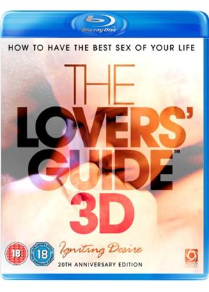 The Lovers Guide 3D - Igniting Desire, Enjoy The Best Sex Of Your Life (Blu-ray 3D)