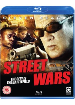 Street Wars (True Justice Part 2) (Blu-ray)