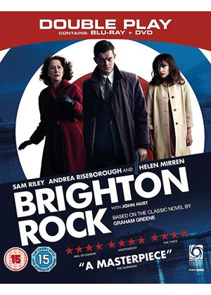 Brighton Rock - Double Play (DVD and Blu-ray)