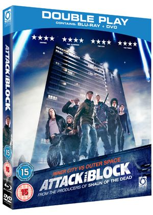 Attack The Block - Double Play (Blu-ray and DVD)