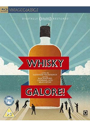 Whisky Galore ! - Digitally Remastered (80 Years of Ealing) (Blu-Ray)