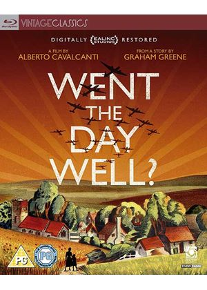 Went The Day Well ? - Digitally Remastered (80 Years of Ealing) (Blu-Ray)
