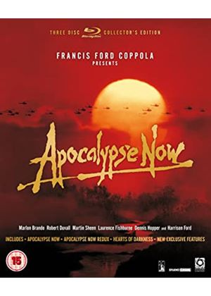 Apocalypse Now - Special Edition (3 Disc) (Blu-ray)