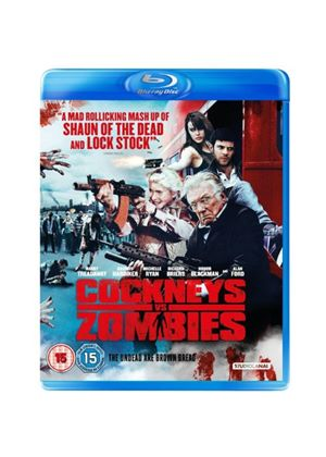 Cockney's Vs Zombies (Blu-Ray)