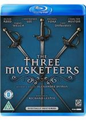 Three Musketeers (Blu-Ray)