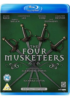 The Four Musketeers (Digitally Restored) (Blu-ray)