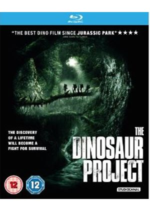 The Dinosaur Project (Blu-Ray)