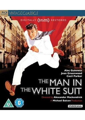The Man In The White Suit (Blu-ray) (1951)