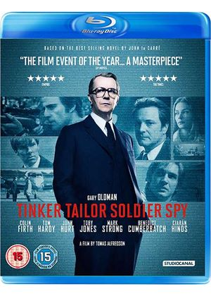 Tinker, Tailor, Soldier, Spy - 1 Disc (Blu-Ray)