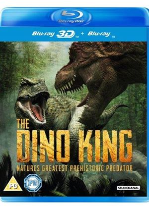 The Dino King (3D Blu-ray)