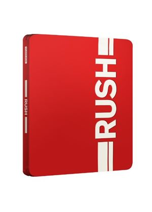 Rush: Limited Edition Steelbook (Blu-Ray & DVD)