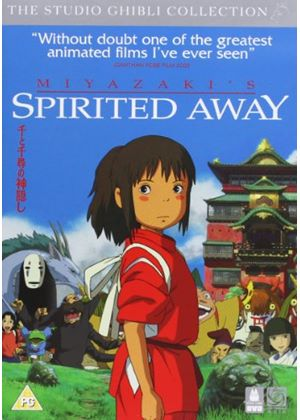 Spirited Away (Studio Ghibli Collection)