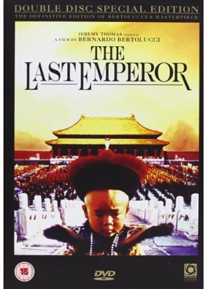 Last Emperor, The (Wide Screen) (Directors Cut)