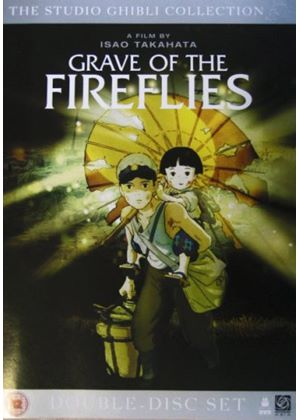 Grave Of The Fireflies (Studio Ghibli Collection)