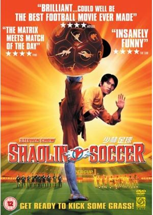 Shaolin Soccer (Dubbed) (Subtitled)