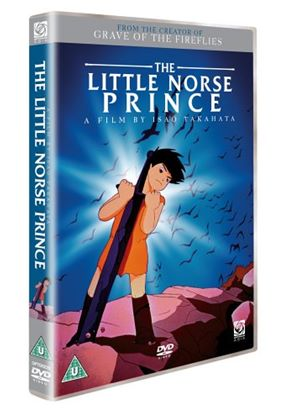 Little Norse Prince (Studio Ghibli Collection)
