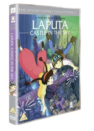 Laputa Castle In The Sky (Studio Ghibli Collection)