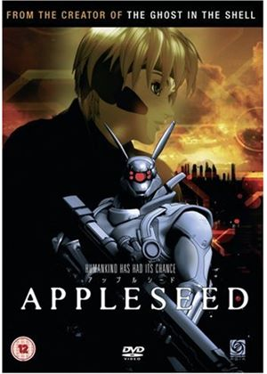Appleseed (Animated) (Subtitled And Dubbed) (Two Discs)