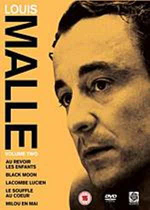 Louis Malle Collection - Vol. 2 (Five Discs) (Black Moon, Milou En Mai, Lacombe Lucien, Le Souffle Au Coeur and Au Revoir Les Enfants)
