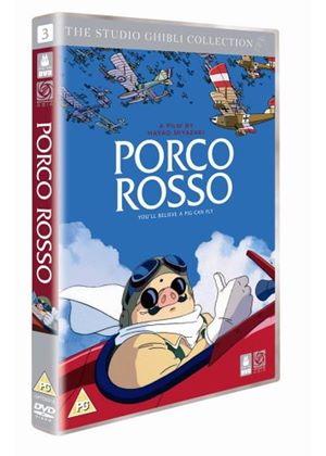 Porco Rosso (Studio Ghibli Collection)