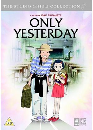 Only Yesterday (Studio Ghibli Collection)