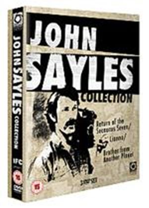 John Sayles Collection LIANNA/ RETURN OF THE SECAUCUS SEVEN / BROTHER FROM ANOTHER PLANET (Box Set)(3 Discs)