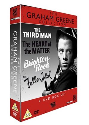 Graham Green Boxset (Four Discs) (The Third Man, Brighton Rock, Fallen Idol and Heart of the Matter)
