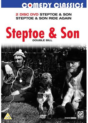 Steptoe Double Bill - Steptoe And Son / Steptoe And Son Ride Again