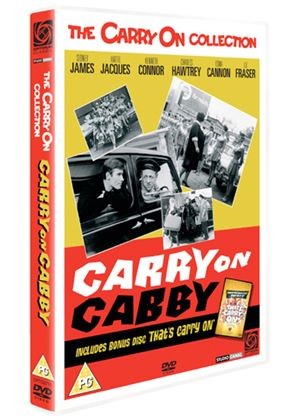 Carry On Cabby/That's Carry On (1977)