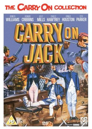 Carry On Jack (Wide Screen)