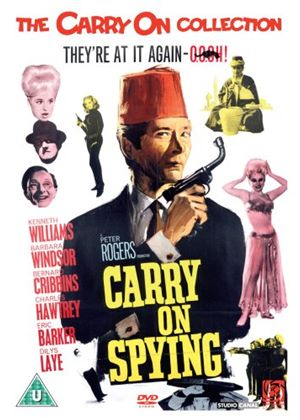 Carry On Spying (Wide Screen)