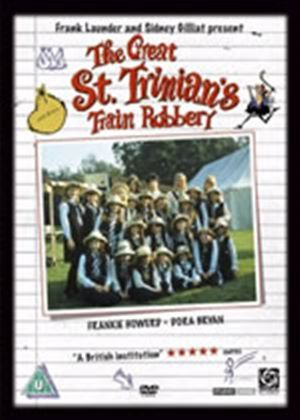 Great St Trinians Train Robbery