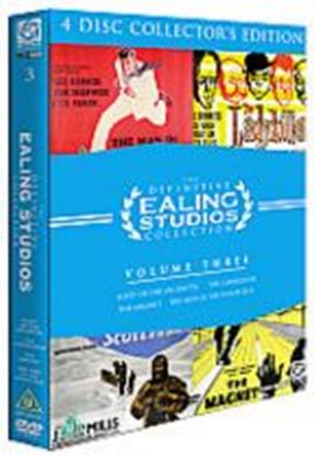 Ealing Studios Boxset 3 - The Ladykillers, The Man in the White Suit, The Magnet, Scott of the Antarctic