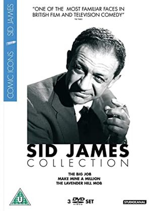 Sid James Collection (DVD)