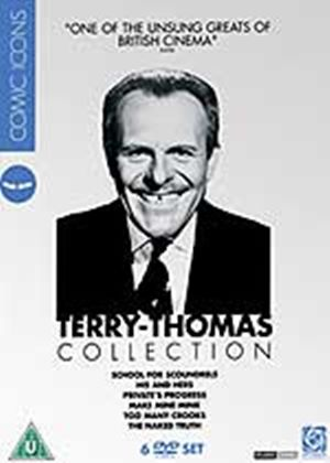 Terry-Thomas Collection: Comic Icons (1960)