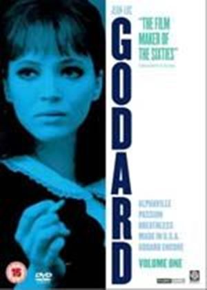 Jean luc Godard Collection Vol.1 (Alphaville, Passion, A Bout De Souffle and Made In USA)