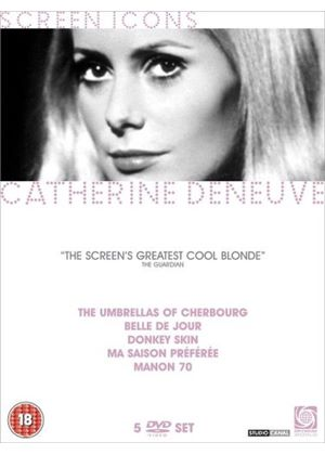 Catherine Deneuve Screen Icons