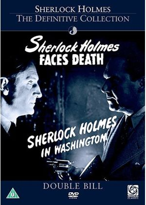 Sherlock Holmes: In Washington/Faces Death (1943)