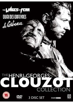 Henri-Georges Clouzot Collection (Box Set)(3 Disc)