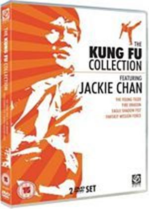 Kung Fu Collection Featuring Jackie Chan (2 Disc)