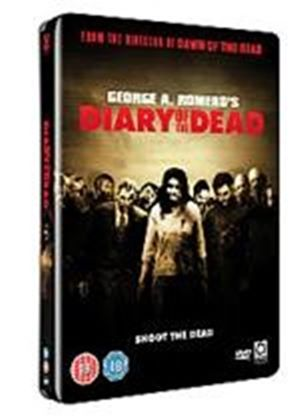 Diary Of The Dead [Limited Edition Steel Tin]