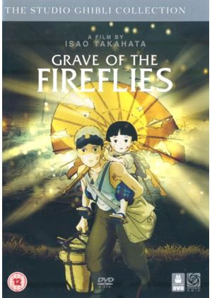Grave Of The Fireflies (One Disc Edition) (Studio Ghibli Collection)