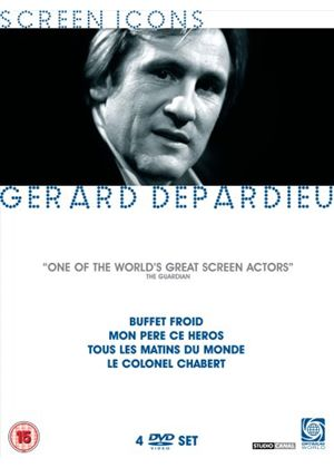 Screen Icons: Gerard Depardieu