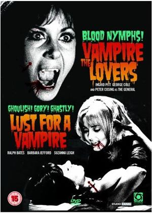 Vampire Lovers / Lust For A Vampire